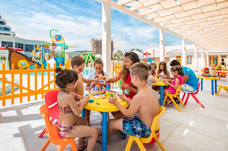 Palm Wings Ephesus Beach Resort 5* - miniklub
