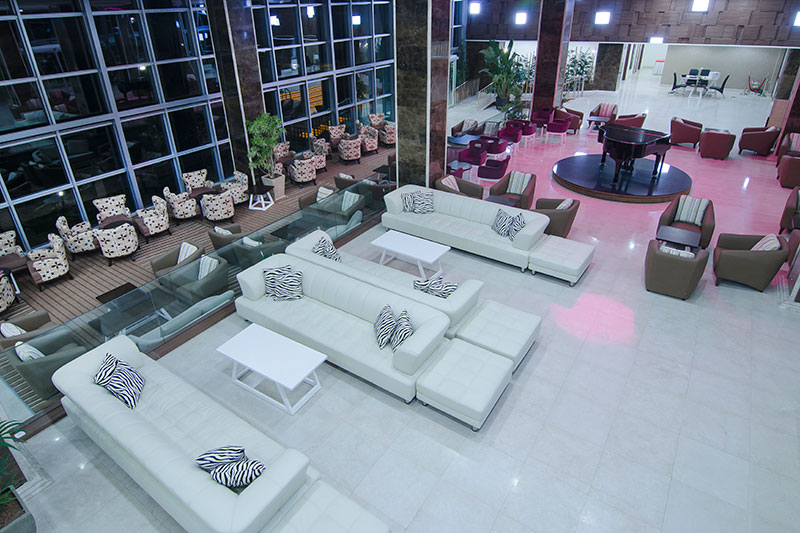 Palm Wings Beach Resort & SPA 5* - lobby