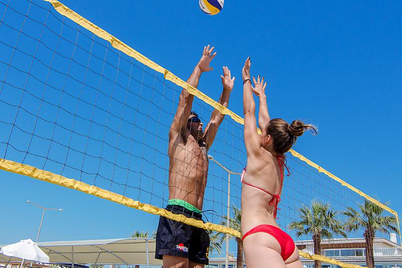 Palm Wings Beach Resort & SPA 5* - plážový volejbal