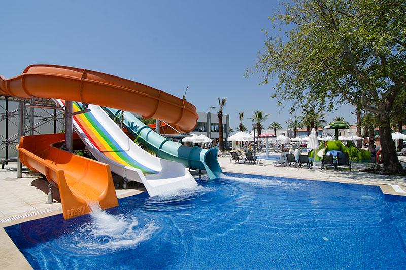 Palm Wings Beach Resort & SPA 5* - aquapark