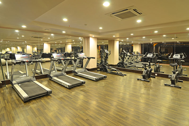 Palm Wings Beach Resort & SPA 5* - fitnescentrum