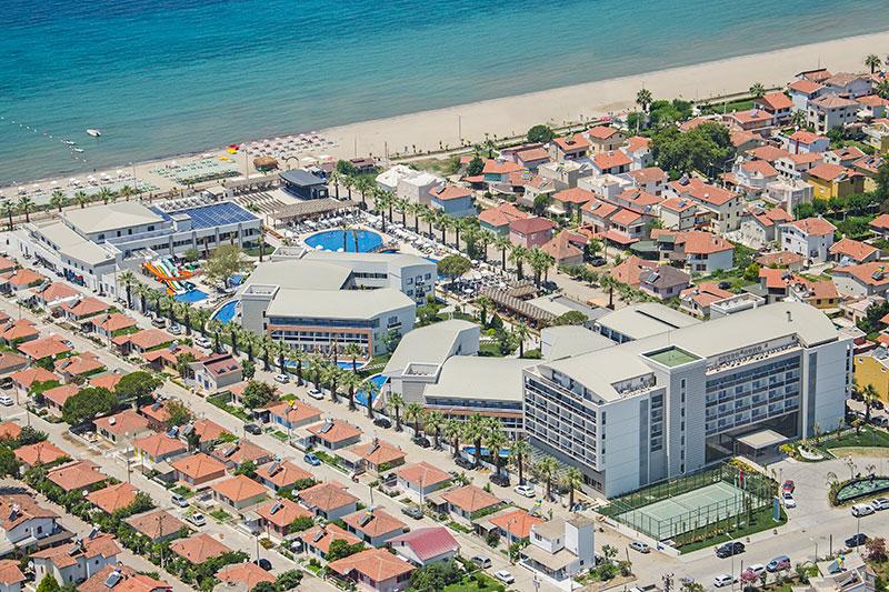 Palm Wings Beach Resort & SPA 5*