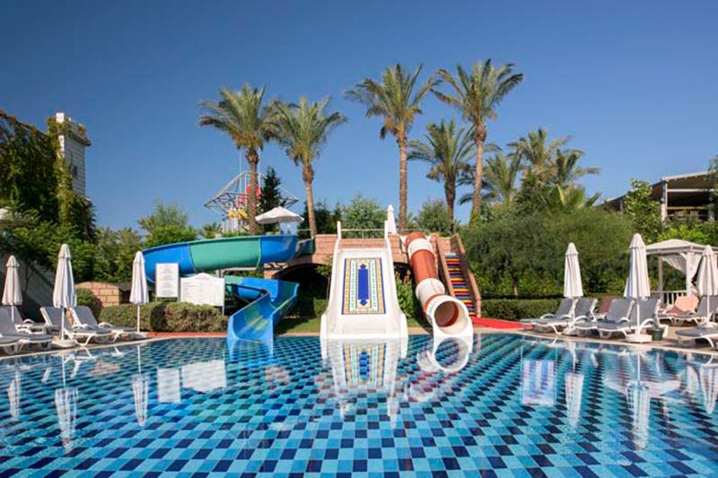 Delphin Imperial Lara 5* - detský bazén