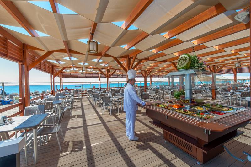 Kirman Belazur 5* - reštaurácia