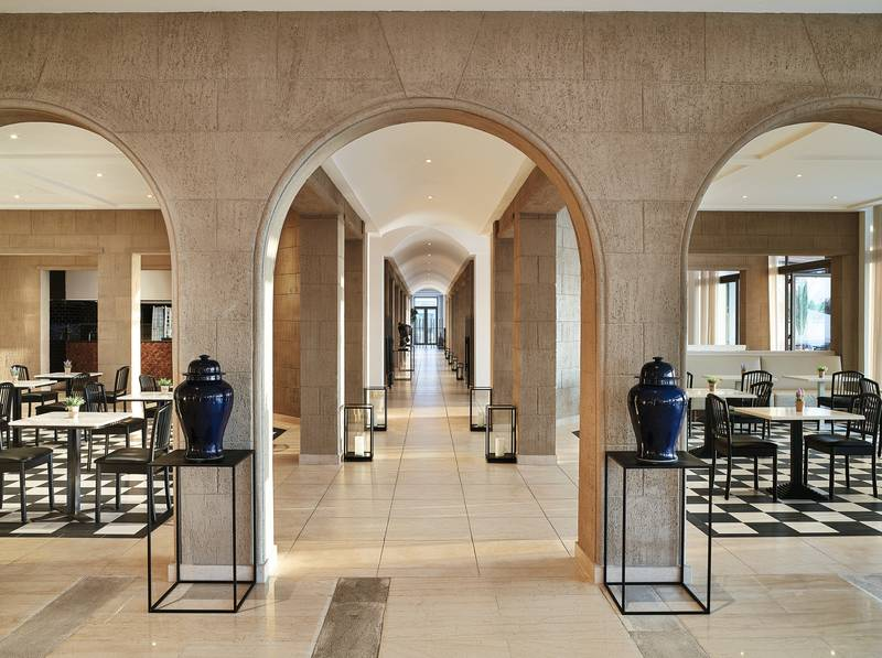 Grecotel Lux Me Rhodos 4* - lobby
