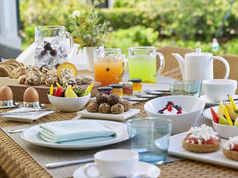 Royal Mare Luxury & Thalasso 5* - reštaurácia