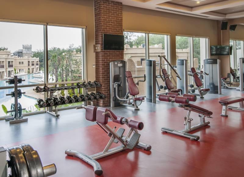Rixos Premium Belek 5* - fitnescentrum
