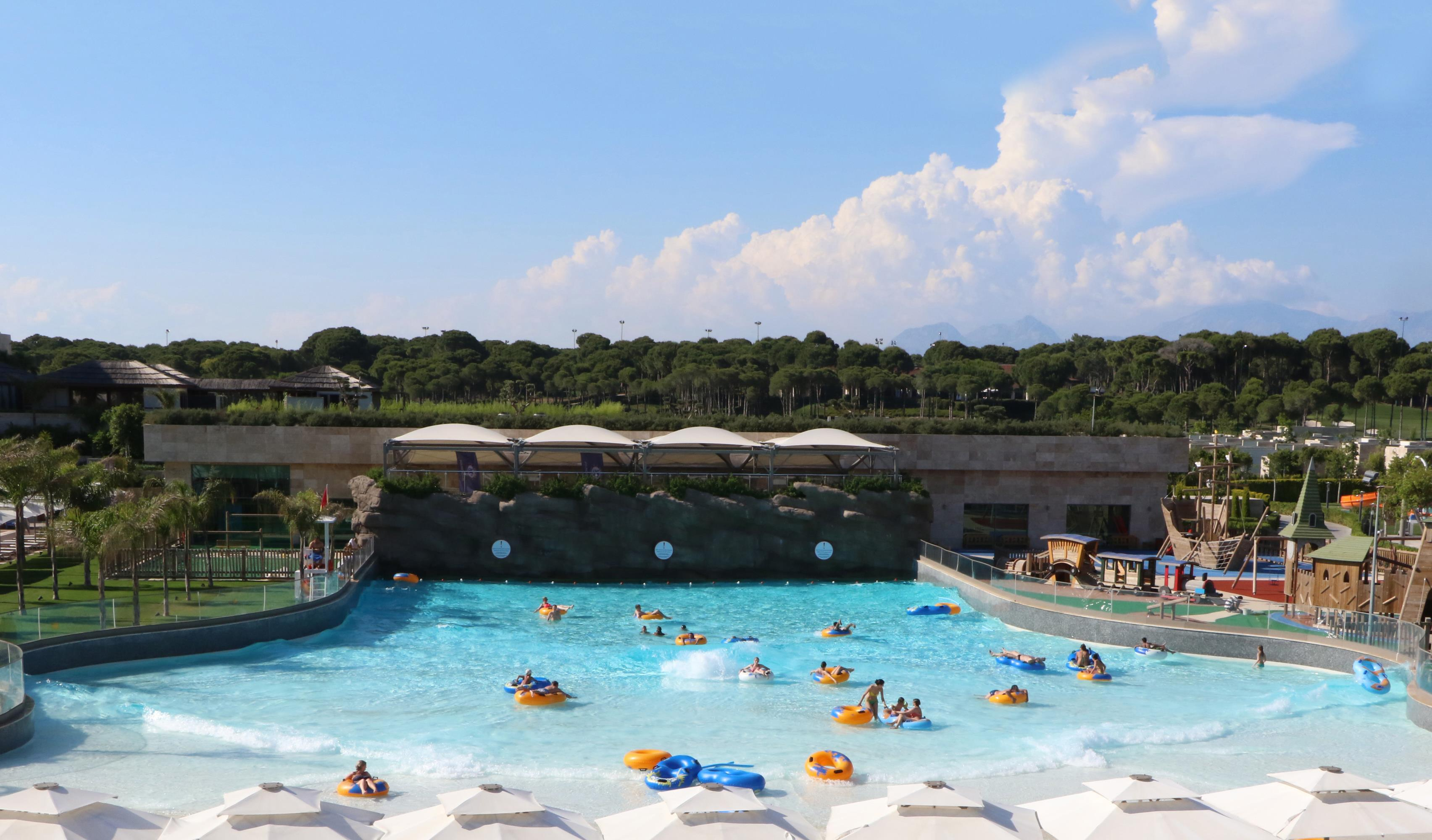 Rixos Premium Belek 5* - bazén