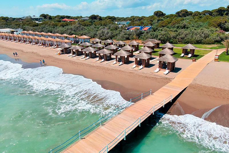 Rixos Premium Belek 5* - pláž
