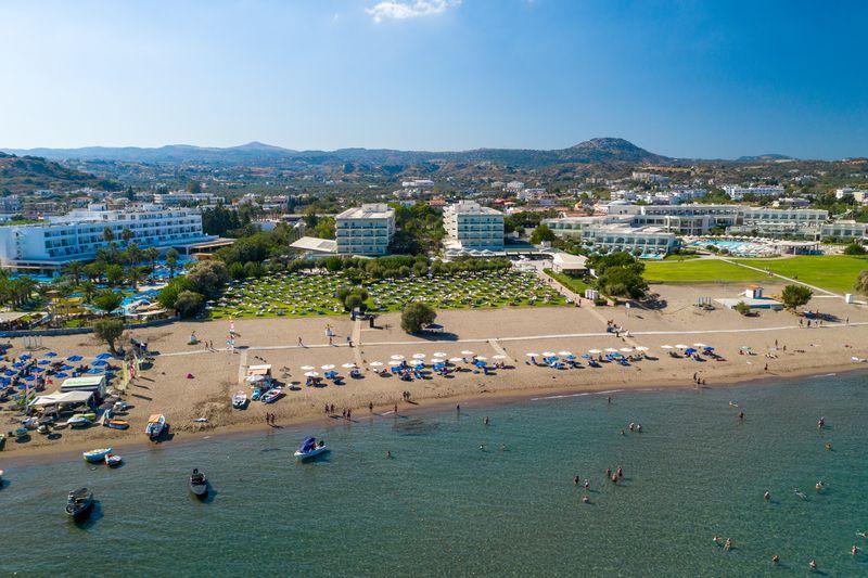 Apollo Beach Hotel 5* - pláž