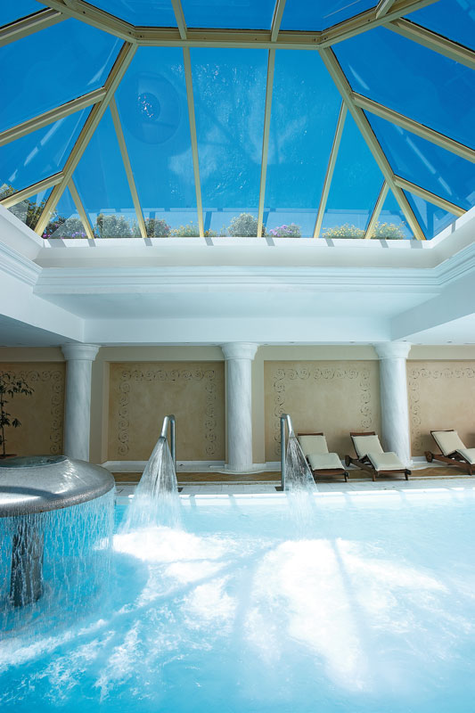 Marine Palace & Aqua Park 5* - thalasso spa centrum