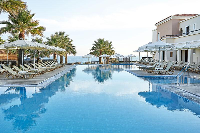 Marine Palace & Aqua Park 5* - bazén