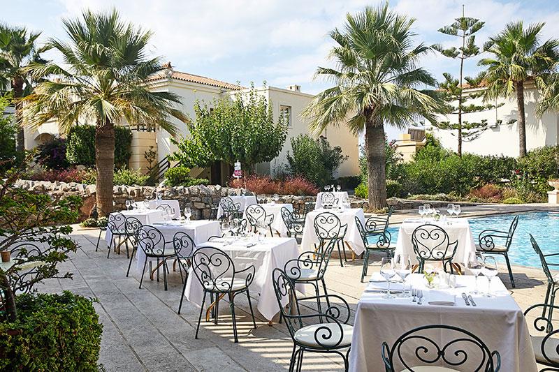 Marine Palace & Aqua Park 5* - reštaurácia