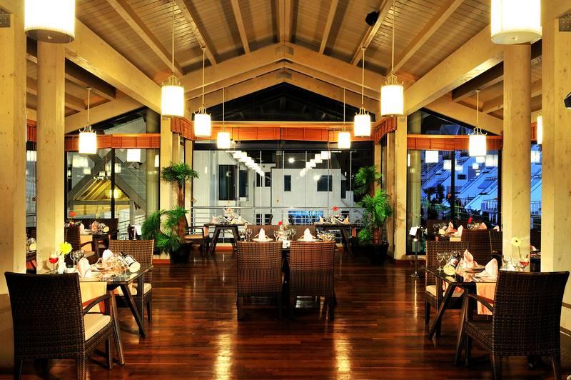 Susesi Luxury Resort 5* - lobby
