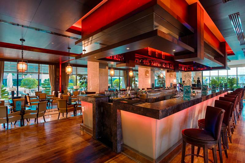 Susesi Luxury Resort 5* - reštaurácia