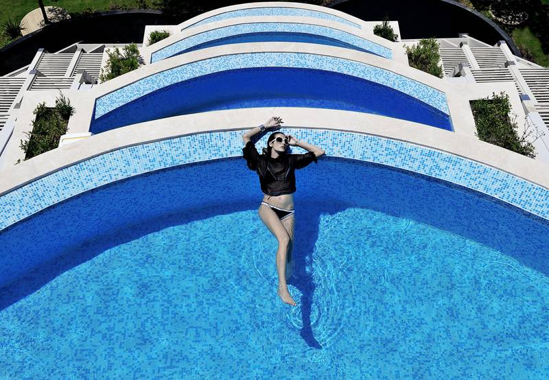 Susesi Luxury Resort 5* - bazén