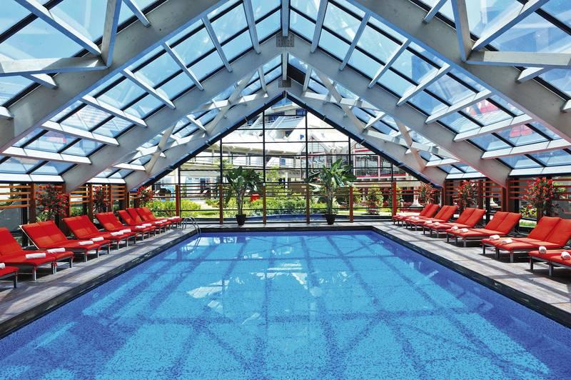 Susesi Luxury Resort 5* - vnútorný bazén