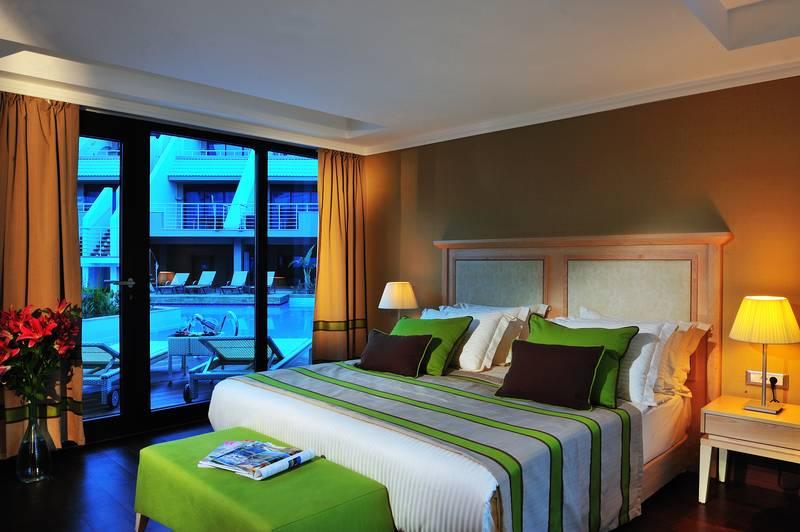 Susesi Luxury Resort 5* - izba