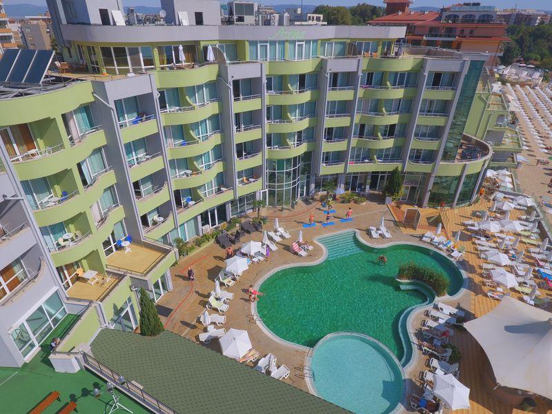 MPM Arsena Hotel 4*  - bazén