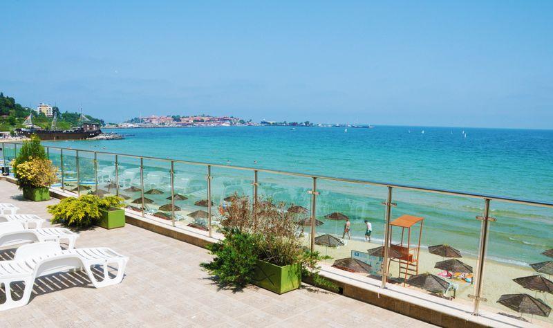 MPM Arsena Hotel 4* - pláž