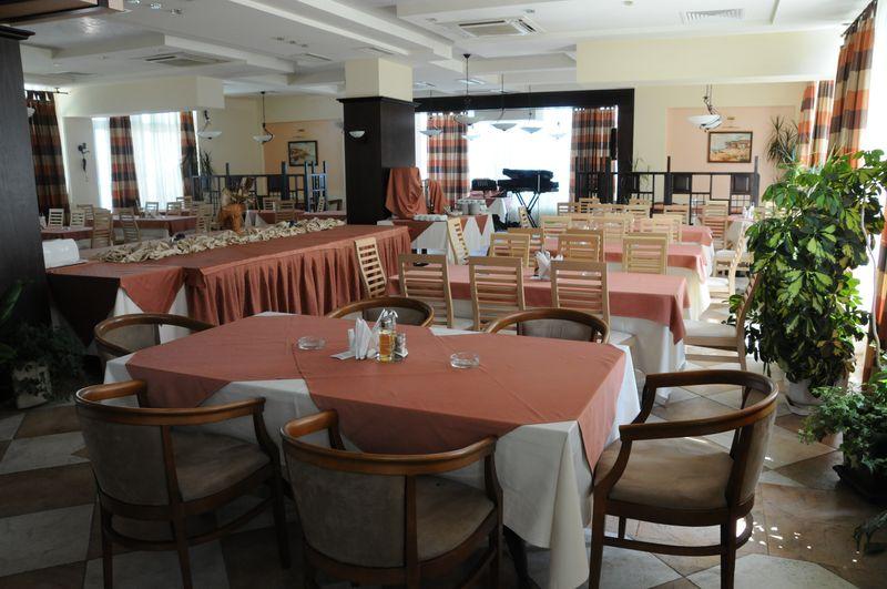 MPM Arsena Hotel 4* - reštaurácia