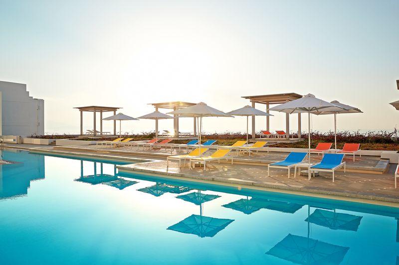 White Palace Luxury Resort 5* - bazén