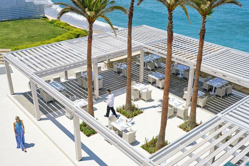 White Palace Luxury Resort 5* - reštaurácia