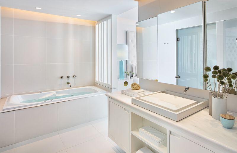 White Palace Luxury Resort 5* - kúpeľňa
