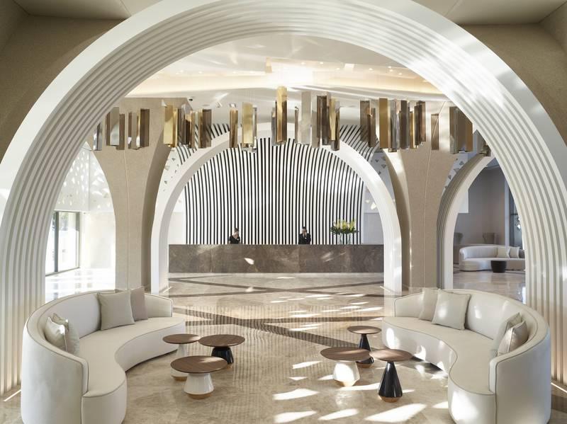 Mayia Exclusive Resort & SPA 5* - lobby