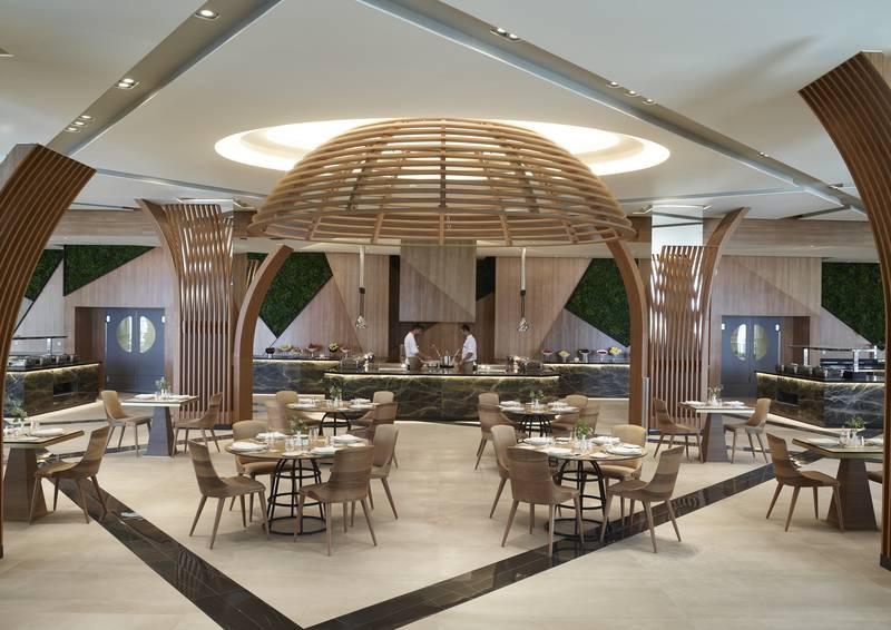 Mayia Exclusive Resort & SPA 5* - reštaurácia