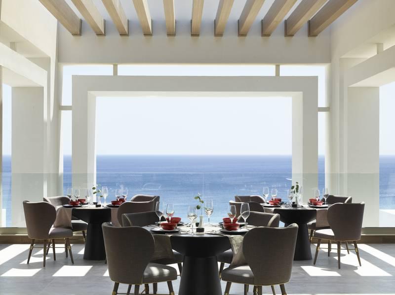 Mayia Exclusive Resort & SPA 5* - lobby bar