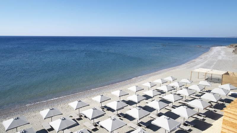 Mayia Exclusive Resort & SPA 5* - pláž