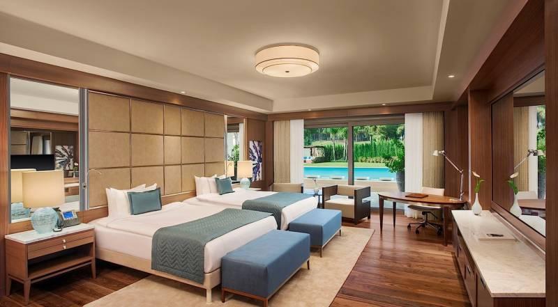 Regnum Carya Golf & SPA Resort 5* - izba