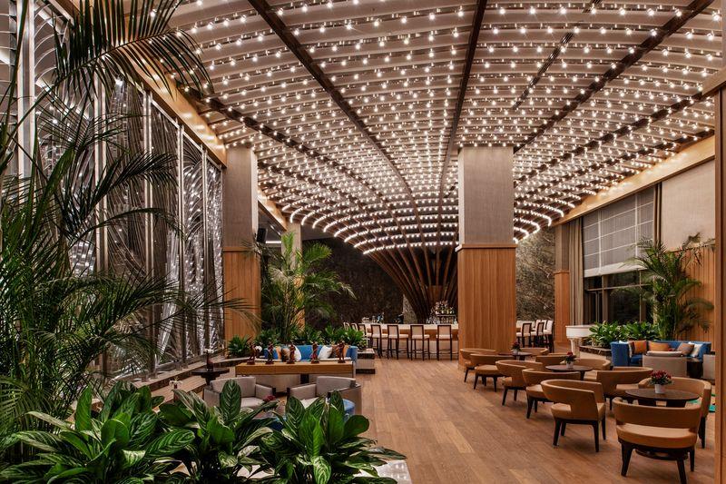 Regnum Carya Golf & SPA Resort 5* - lobby