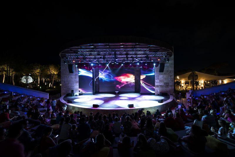 Regnum Carya Golf & SPA Resort 5* - amfiteáter