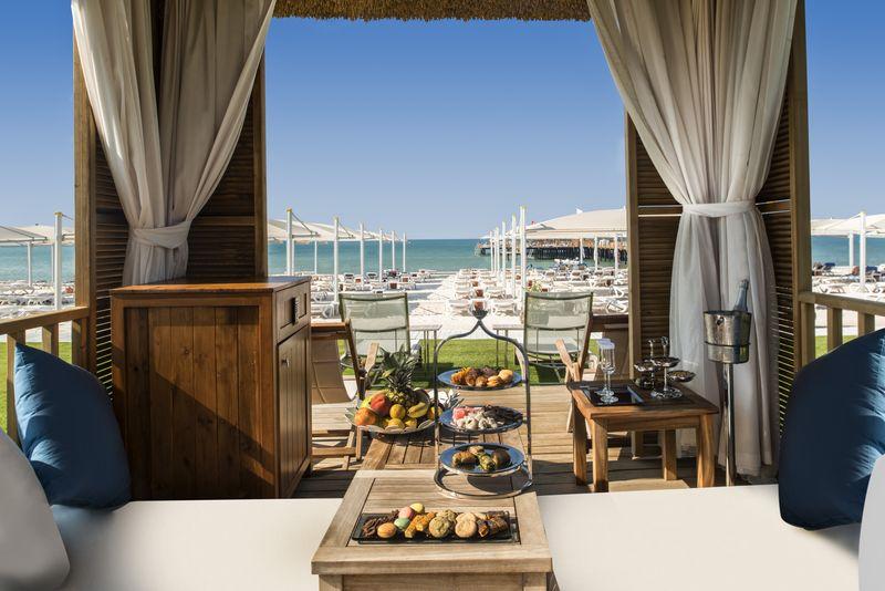 Regnum Carya Golf & SPA Resort 5* - pláž