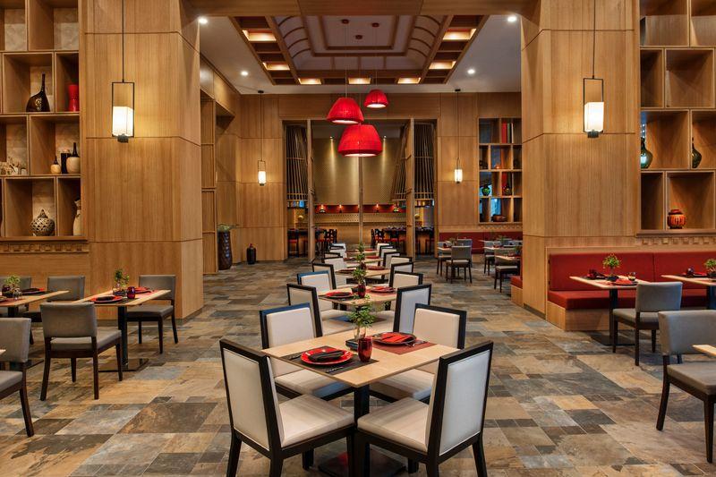Regnum Carya Golf & SPA Resort 5* - reštaurácia