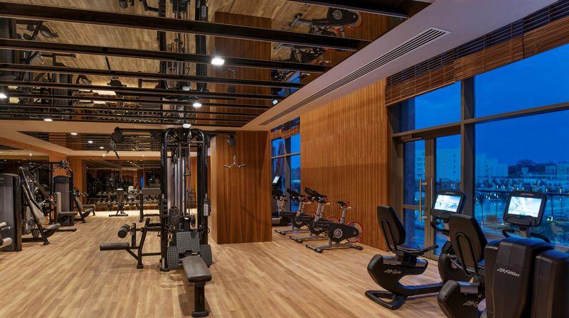 Regnum Carya Golf & SPA Resort 5* - fitness
