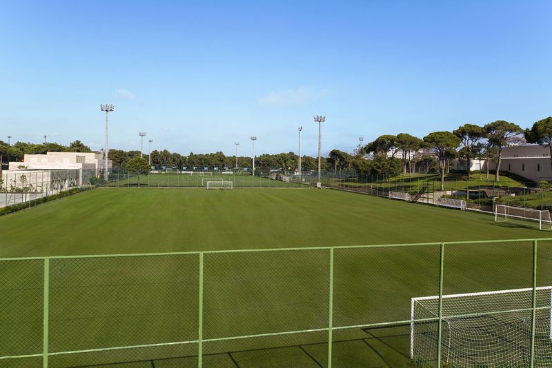Regnum Carya Golf & SPA Resort 5* - futbalové ihrisko