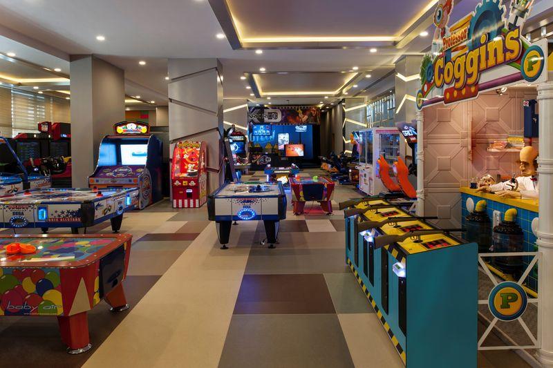 Regnum Carya Golf & SPA Resort 5* - detská herňa