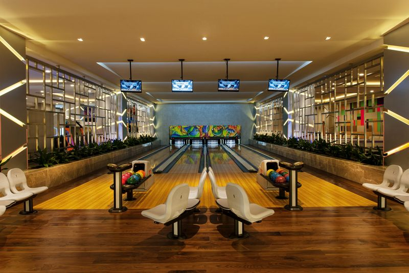 Regnum Carya Golf & SPA Resort 5* - bowling