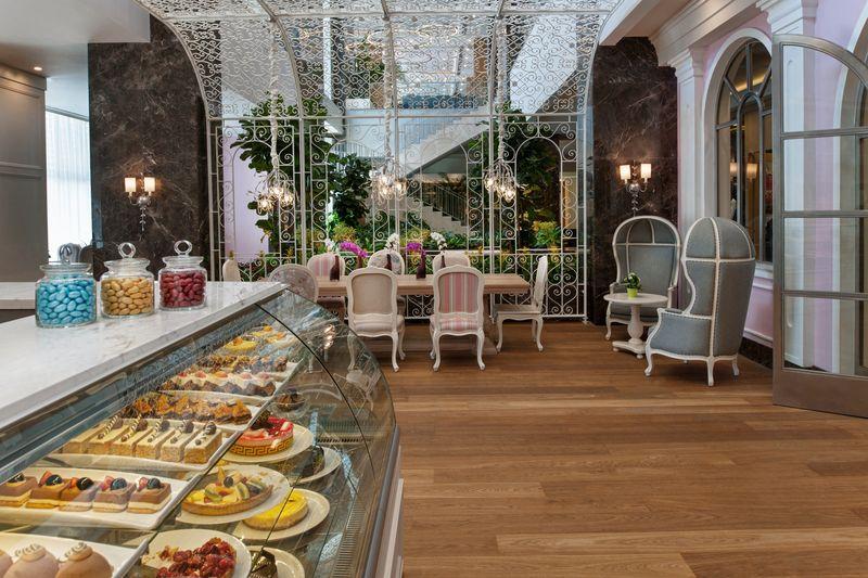 Regnum Carya Golf & SPA Resort 5* - cukráreň