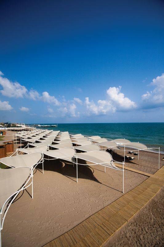 Cornelia Diamond Golf Resort & SPA 5* - pláž