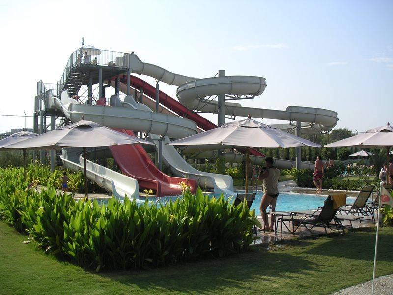 Cornelia Diamond Golf Resort & SPA 5* - aquapark