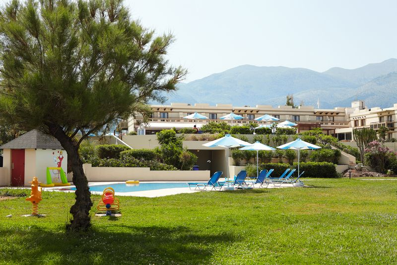 Meli Palace 4* - detský bazén