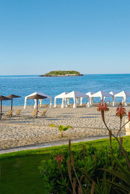 Meli Palace 4* - pláž