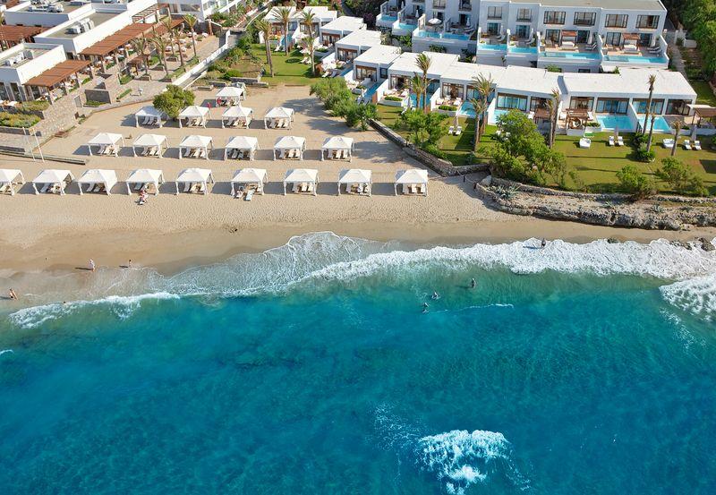 Amirandes Exclusive Resort 5* - pláž