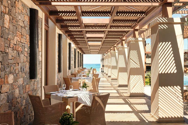 Amirandes Exclusive Resort 5* - reštaurácia