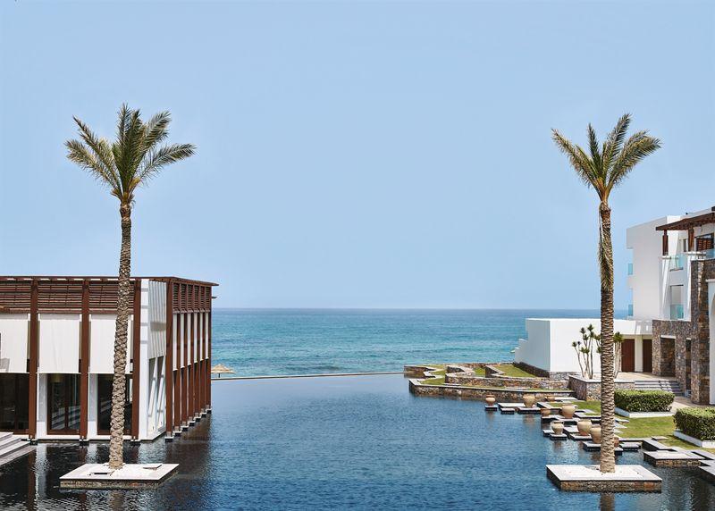 Amirandes Exclusive Resort 5* - bazén