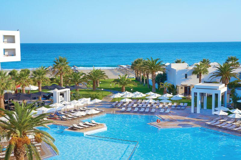 Creta Palace 5* - bazén